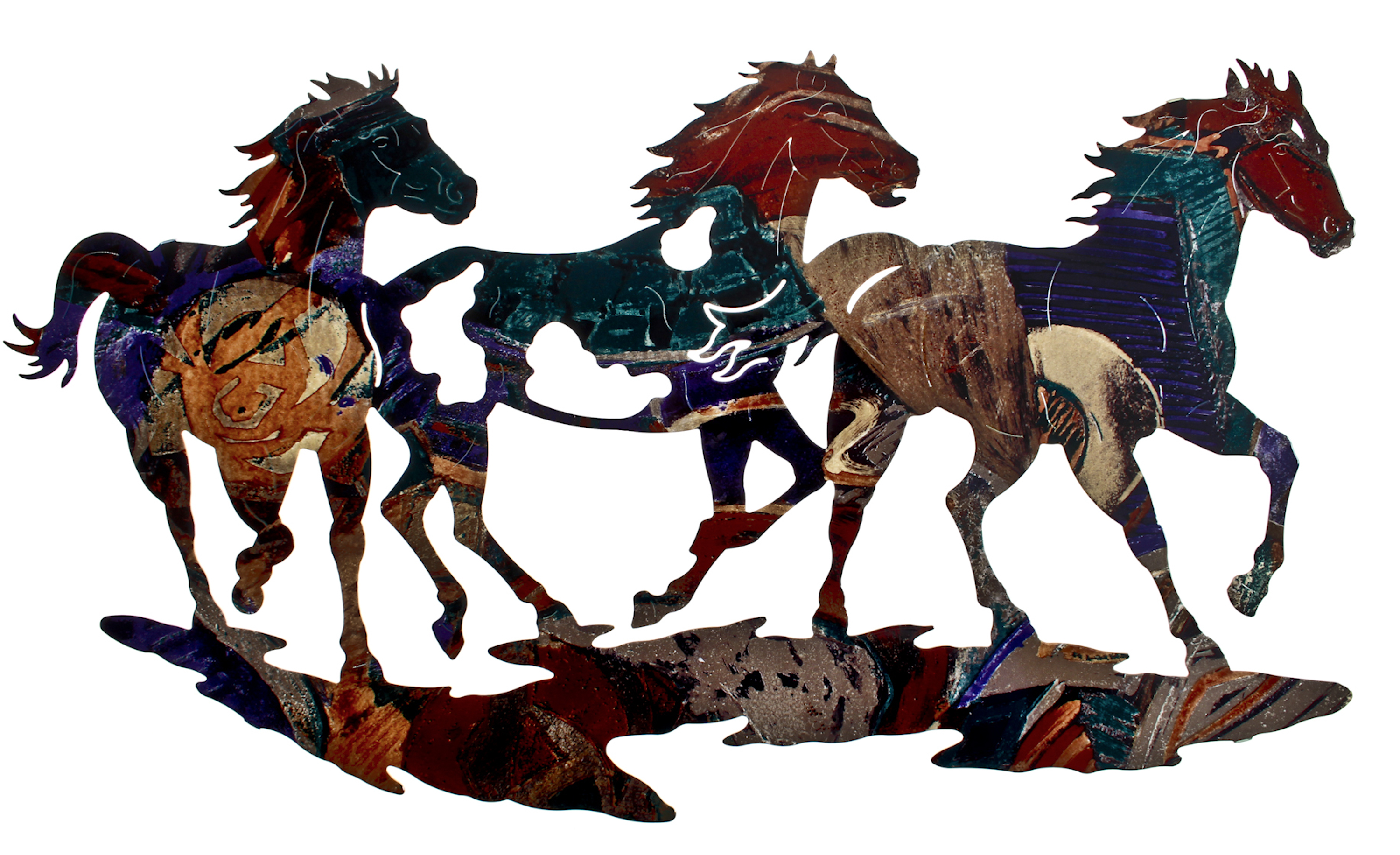 Horse Wall Hangings Art Of Horses Mares Stallions Colts And Fillies Rearing Running