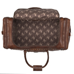 Country Western Rodeo Bag inside shot