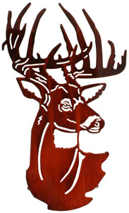 DEER WALL ART HANGINGS