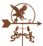 EAGLE WEATHER VANES