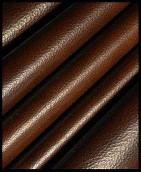 HAND ANTIQUE TOBACCO LEATHER SAMPLE