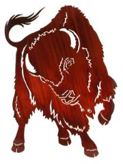 Wall art, decor and wall hangings of Buffalo