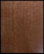 RED CHESTNUT STAIN SAMPLE