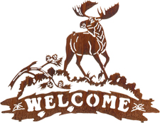 Welcome signs of wildlife