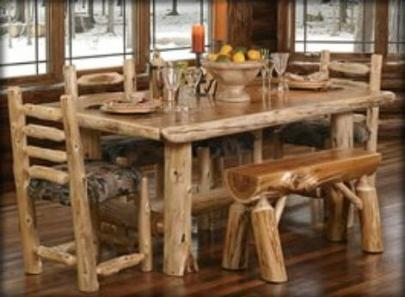 Good LOG CABIN FURNITURE, LOG FURNITURE, RUSTIC FURNITURE, LOG CABIN HOME  FURNITURE Part 16