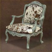 Cowhide Accent Chairs
